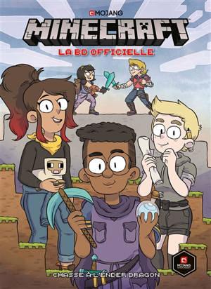 Minecraft : la BD officielle. Volume 1, Chasse à l'Ender dragon