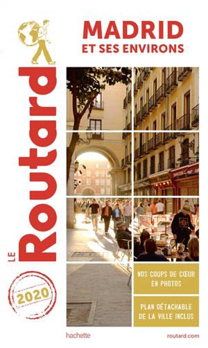 Madrid et ses environs : 2020