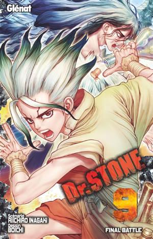 Dr Stone. Volume 9