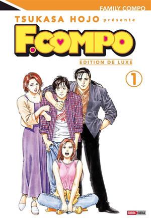 Family Compo : édition de luxe. Volume 1