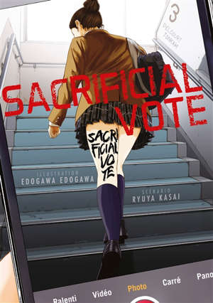 Sacrificial vote. Volume 3