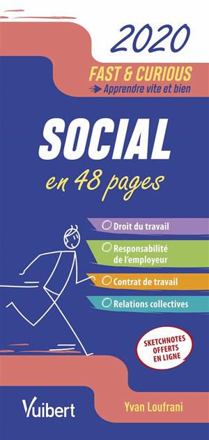 Social en 48 pages 2020