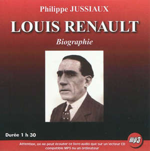 Louis Renault : biographie