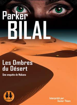 Les ombres du désert : une enquête de Makana