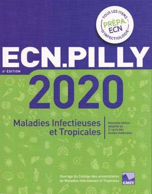 Maladies infectieuses et tropicales : 2020 : préparation ECN tous les items d'infectiologie