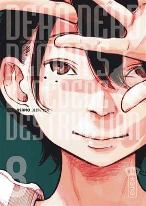 Dead dead demon's dededede destruction. Volume 8