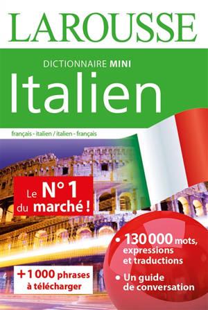 Mini-dictionnaire français-italien, italien-français = Mini-dizionario francese-italiano, italiano-francese