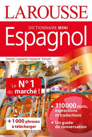 Mini-dictionnaire français-espagnol, espagnol-français = Mini-diccionario francés-espanol, espanol-francés