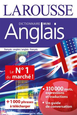 Mini-dictionnaire français-anglais, anglais-français = Mini dictionary French-English, English-French