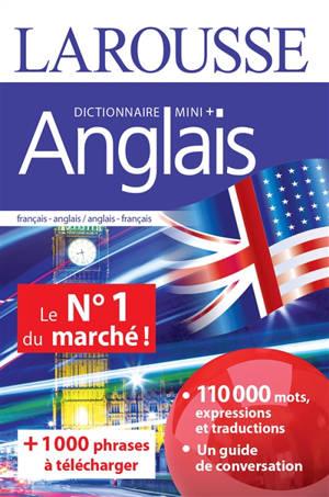 Larousse mini-dictionnaire : français-anglais, anglais-français = Larousse mini dictionary : French-English, English-French