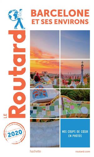 Barcelone et ses environs : 2020