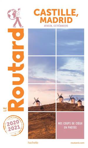 Castille, Madrid : Aragon, Estrémadure : 2020-2021
