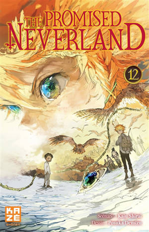 The promised Neverland. Volume 12