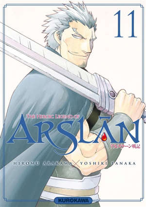 The heroic legend of Arslân. Volume 11