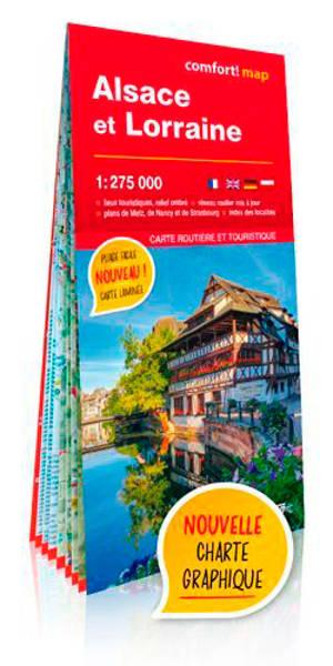 Alsace et Lorraine 1 : 275.000