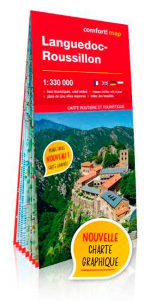 Languedoc-Roussillon 1 : 330.000