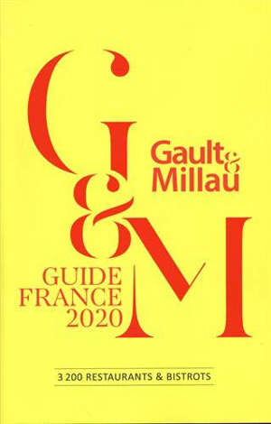 Guide France 2020 : 3.200 restaurants & bistrots
