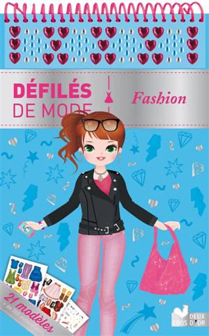 Défilés de mode : fashion