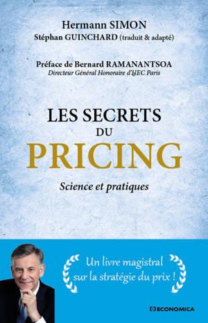 Les secrets du pricing : science et pratiques