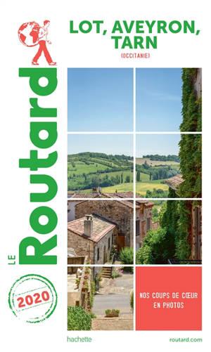 Lot, Aveyron, Tarn : Occitanie : 2020