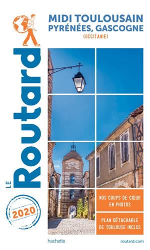 Midi toulousain, Pyrénées, Gascogne : Occitanie : 2020