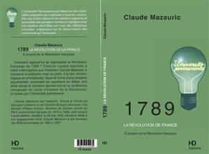 1789 : la Révolution de France
