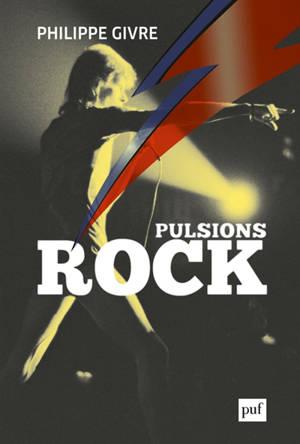 Pulsions rock : digressions psychanalytiques sur Davis Bowie, Kurt Cobain et Michael Jackson