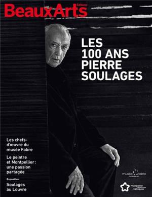 Les 100 ans Pierre Soulages