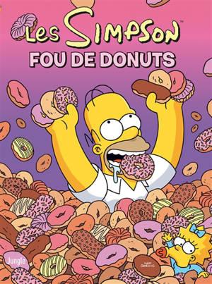 Les Simpson. Volume 41, Fou de donuts