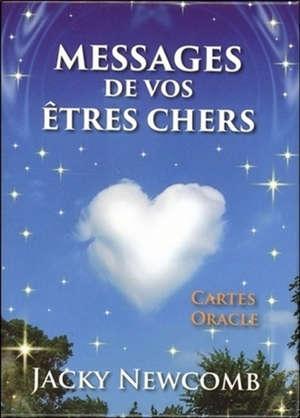 Messages de vos êtres chers : cartes oracle