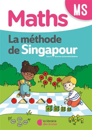 Maths, la méthode de Singapour, MS
