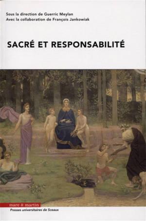 Sacré et responsabilité