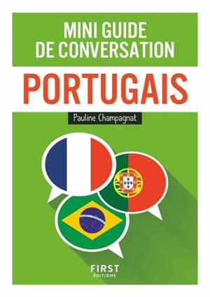 Portugais : mini guide de conversation
