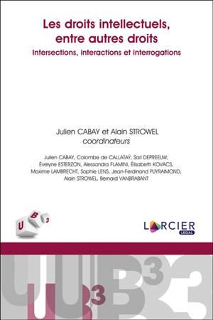 Les droits intellectuels, entre autres droits : intersections, interactions et interrogations