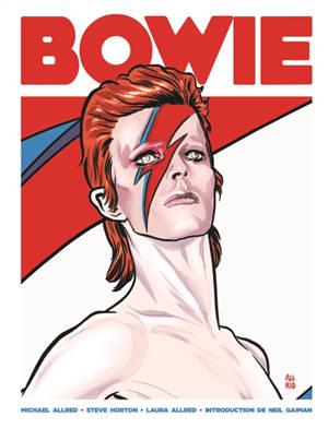 David Bowie : une vie illustrée