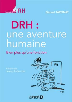 DRH, une aventure humaine : bien plus qu'une fonction