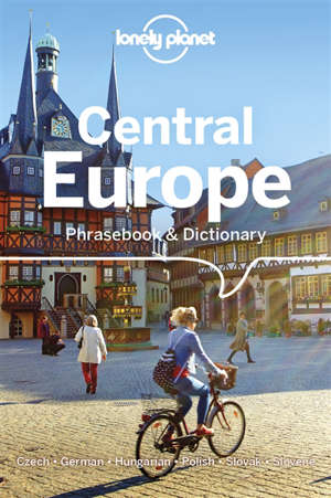 Central Europe phrasebook & dictionary