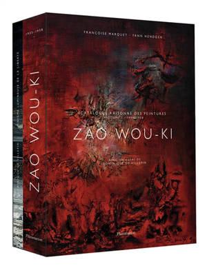 Zao Wou-Ki : catalogue raisonné des peintures. Volume 1, 1935-1958