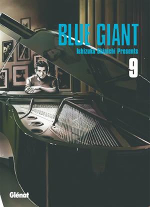 Blue giant : tenor saxophone, Miyamoto Dai. Volume 9