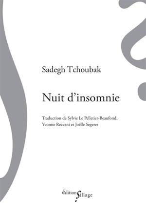 Nuit d'insomnie : et autres nouvelles