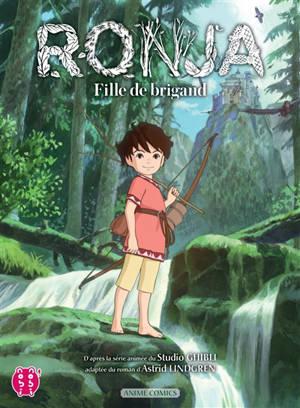 Ronja : fille de brigand