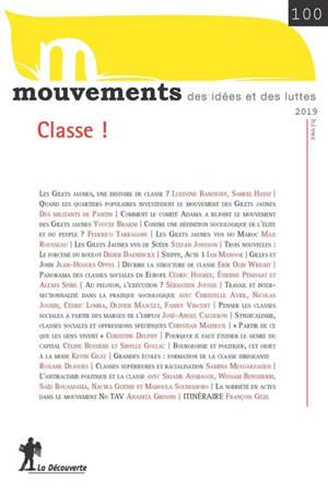 Mouvements. n° 100, Classe !