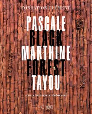 Pascale Marthine Tayou : black forest