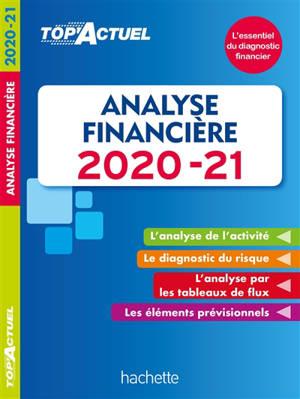 Analyse financière : 2020-21