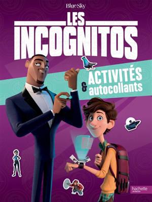 Les Incognitos : activités & autocollants