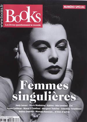 Books. n° 103, Femmes singulières