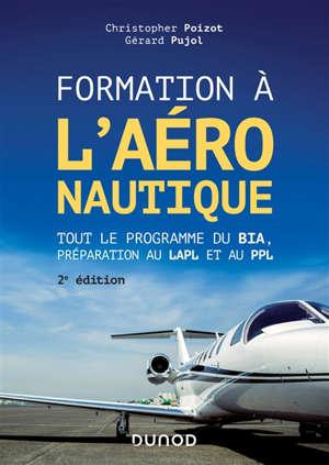Formation à l'aéronautique : tout le programme du BIA, préparation au LAPL et au PPL
