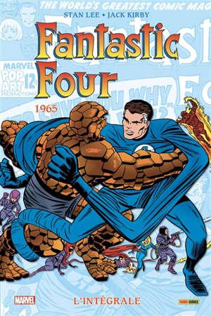 Fantastic Four : l'intégrale. Volume 4, 1965