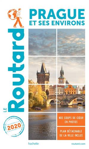 Prague et ses environs : 2020