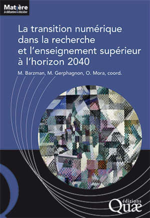 La transition numérique dans la recherche et l'enseignement supérieur à l'horizon 2040